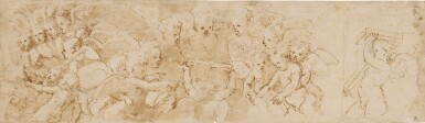 ITALIAN SCHOOL, 16TH CENTURY | CHERUBS SINGING