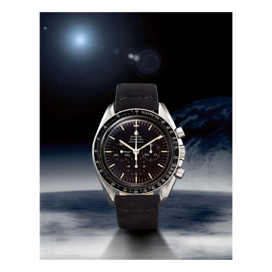 OMEGA |  SPEEDMASTER REF 145.022-69 ST 'TROPICAL',  A STAINLESS STEEL CHRONOGRAPH WRISTWATCH, MADE IN 1974