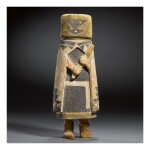 HOPI KACHINA FIGURE, ARIZONA