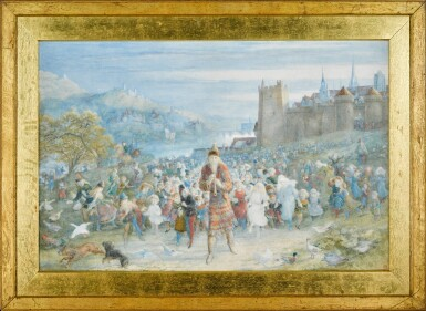 View 2. Thumbnail of Lot 23.   The Pied Piper of Hamelin.