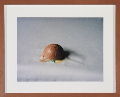 SCOTT MYLES | STUDY FOR PAPERWEIGHT (WHITE, YELLOW, TAUPE, PINK, GREEN, BROWN)