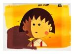 CHIBI MARUKO CHAN BY NIPPON ANIMATION 樱桃小丸子 by 日本動畫 | MARUKO ANIMATION CEL 小丸子動畫手稿