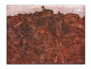View 1. Thumbnail of Lot 5. Paysage avec êtres tentant de se former (Landscape in Metamorphosis).