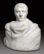 Auguste Rodin 奧古斯特・羅丹 | Napoléon Enveloppé dans Son Réve 逐夢的拿破崙