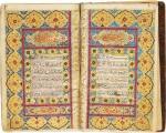 AN ILLUMINATED QUR'AN, PERSIA, QAJAR, DATED 1220 AH/1805-06 AD