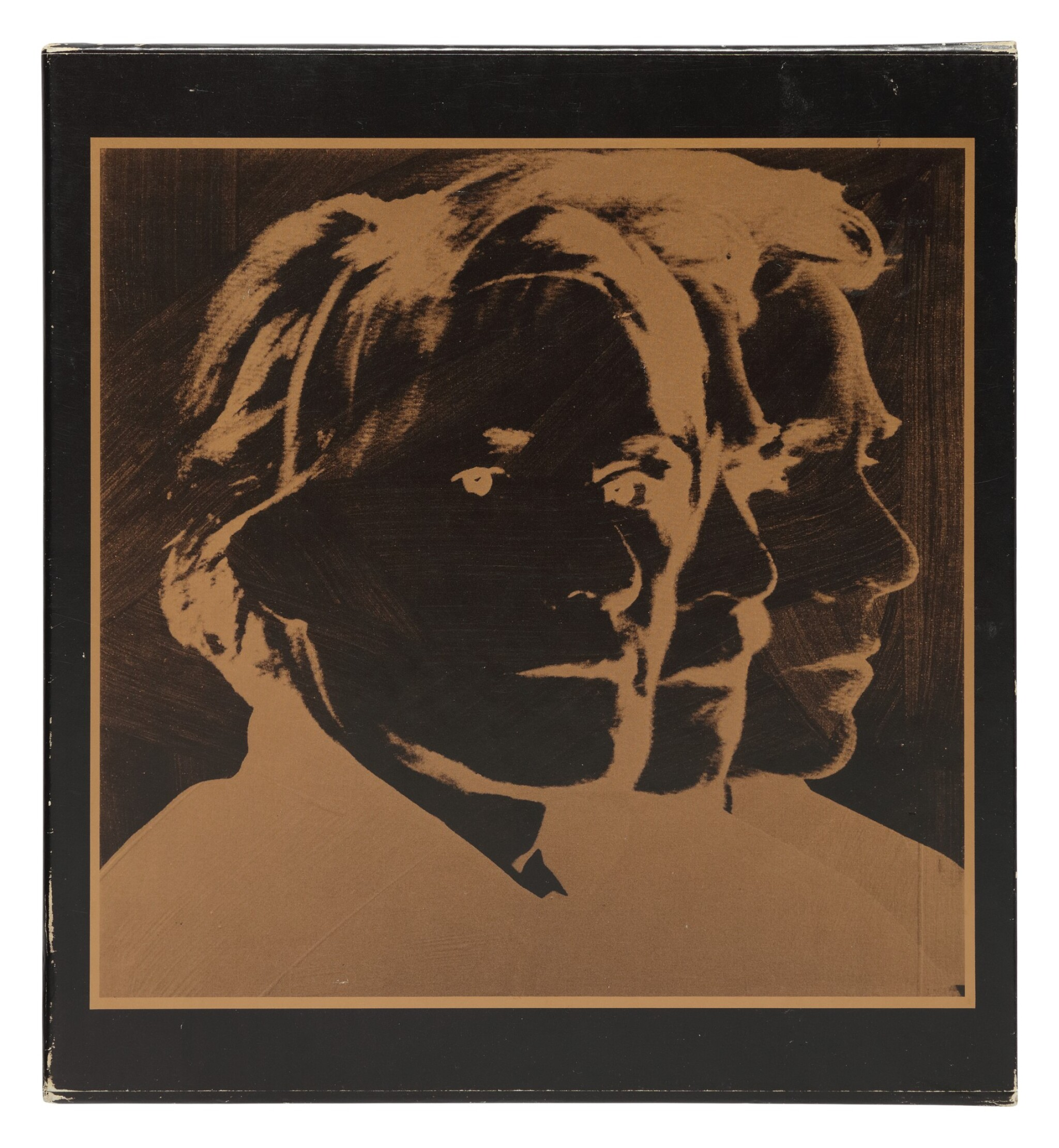 View 1 of Lot 182. Andy Warhol: Portraits of the 70s.