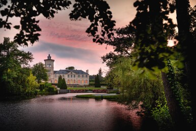 View 1. Thumbnail of Lot 24. LAGRANGE, AN EPICUREAN DELIGHT: 1 X 3 LITRE LAGRANGE 2008 WITH LUNCH AT THE CHÂTEAU .