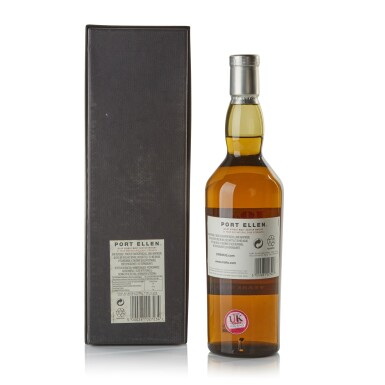 View 2. Thumbnail of Lot 105. Port Ellen Tenth Annual Release 31 Year Old 54.6 abv 1978 .