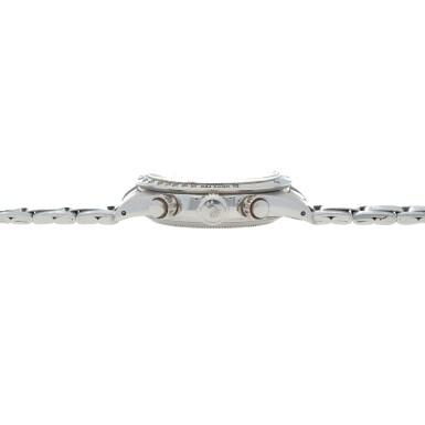 View 5. Thumbnail of Lot 426. 'Sigma Dial' Daytona, Ref. 6265 Stainless steel chronograph wristwatch with bracelet Circa 1973 | 勞力士 6265型號「'Sigma Dial' Daytona」精鋼計時鍊帶腕錶,年份約1973.