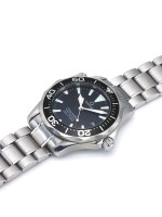 OMEGA | SEAMASTER, A STAINLESS STEEL CENTER SECONDS WRISTWATCH CIRCA 2000
