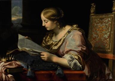 View 1. Thumbnail of Lot 14. Saint Catherine of Alexandria |《亞歷山大的聖凱瑟琳》.
