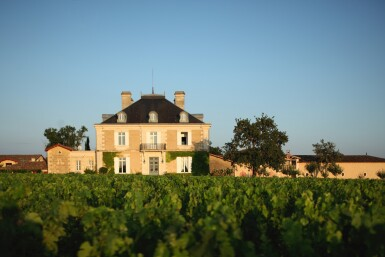 View 1. Thumbnail of Lot 16. HAUT-BAILLY, AN IMMERSION: 1 X 3 LITRE HAUT-BAILLY 2000, WITH TASTING, LUNCH AT THE CHÂTEAU & OVERNIGHT STAY AT CHÂTEAU LE PAPE .