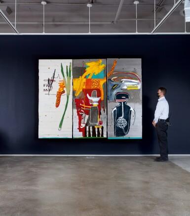 View 7. Thumbnail of Lot 15. Jean-Michel Basquiat 尚・米榭・巴斯基亞 | Untitled 無題.