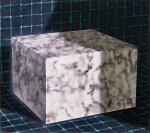 Avery Singer 艾芙瑞 · 辛格 | Untitled (Cube) 無題(立方體)