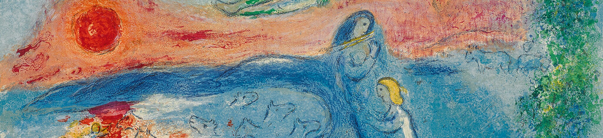 Marc Chagall Online: A Celebration of Color