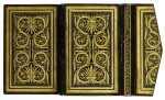 AN ILLUMINATED QUR'AN, COPIED BY MUSTAFA BAHJAT, TURKEY, OTTOMAN, DATED 1260 AH/1844 AD