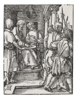 Pilate Washing His Hands (B. 36; M., Holl. 145)