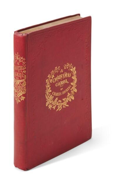 Dickens, A Christmas Carol, 1846, eleventh edition, first Bradbury and Evans issue