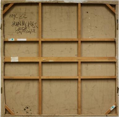 View 4. Thumbnail of Lot 1118. Jean-Michel Basquiat 尚・米榭・巴斯基亞   Untitled (Red Warrior) 無題(紅戰士)     .