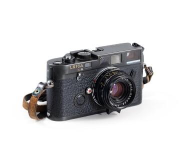 View 2. Thumbnail of Lot 66. Leica M6 Camera of Paolo Roversi.