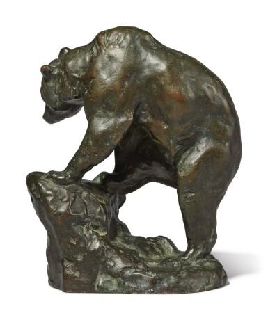 View 3. Thumbnail of Lot 54. The Bear.
