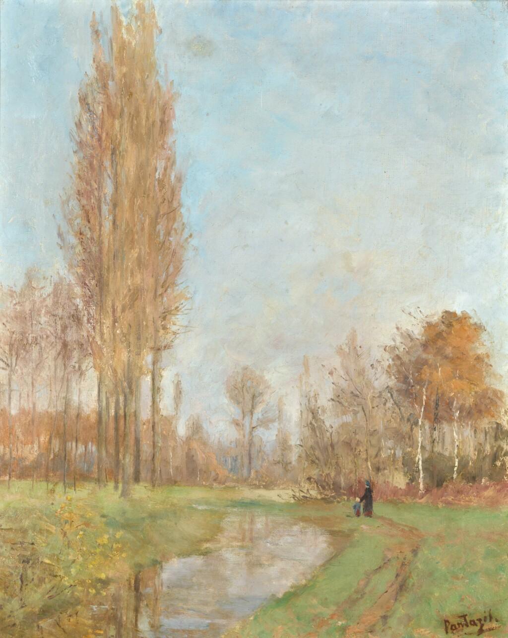 PÉRICLÈS PANTAZIS | Autumnal Landscape