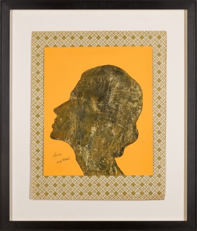 View 2. Thumbnail of Lot 237. ANDY WARHOL   DIONE (PORTRAIT OF DIONE GUFFEY KENZER).
