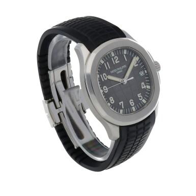 View 3. Thumbnail of Lot 70. Aquanaut, Ref. 5167A Stainless steel wristwatch with date Circa 2007 | 百達翡麗 5167A型號「Aquanaut」精鋼腕錶備日期顯示,年份約2007.