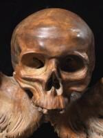 ITALIAN, 17TH/18TH CENTURY | WINGED SKULL