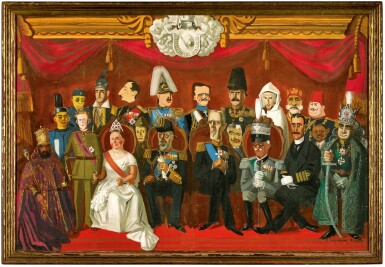 View 2. Thumbnail of Lot 20. VASILY IVANOVICH SHUKHAEV | THE REIGNING MONARCHS OF THE WORLD.