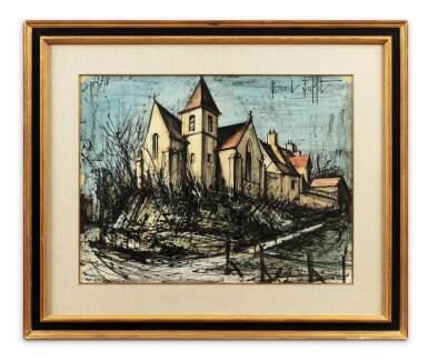 View 2. Thumbnail of Lot 244. Bray, l'église .