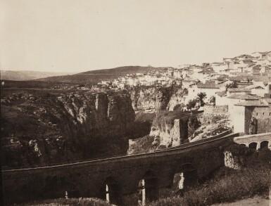 View 1. Thumbnail of Lot 53. El-Kantara Bridge, Constantine, Algeria.