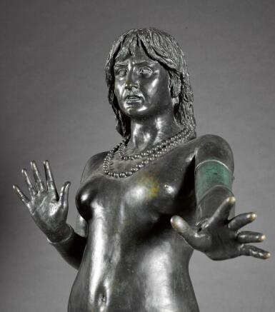 SANTO SACCOMANNO | FEMALE NUDE