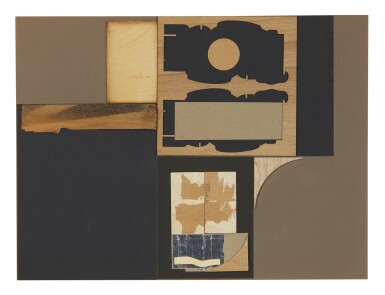 View 1. Thumbnail of Lot 429. LOUISE NEVELSON | SERIES OF AN UNKNOWN COSMOS II.