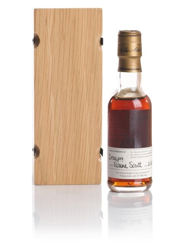 View 2. Thumbnail of Lot 88. THE MACALLAN FINE & RARE 32 YEAR OLD 54.9 ABV 1970 .