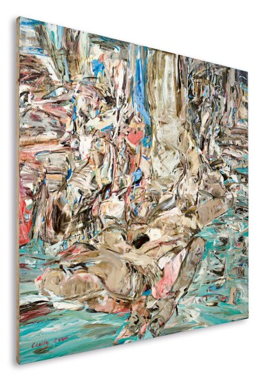 View 3. Thumbnail of Lot 1126. Cecily Brown 塞西麗・布朗 | Summerstorm 夏日風暴.