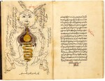 ZAYN AL-DIN JURJANI (D.1136 AD), TASHRIH ZAKHIRAH-I KHWARAZMSHAHI ('TREASURY DEDICATED TO THE KING OF KHWARAZMSHAHI'), AN ENCYCLOPAEDIA OF MEDICAL SCIENCE, VOL.I (ON ANATOMY), PERSIA, SAFAVID, DATED 1079 AH/1663 AD