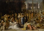 CIRCLE OF MICHAEL SWEERTS | PLAGUE IN AN ANCIENT CITY