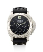 PANERAI | LUMINOR CHRONOGRAPH DAYLIGHT, REFERENCE PAM 00196, A STAINLESS STEEL CHRONOGRAPH WRISTWATCH WITH DATE, CIRCA 2006