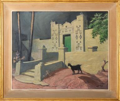 View 2. Thumbnail of Lot 31. HUSSEIN BIKAR | UNTITLED.