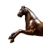 LEAPING HORSE |  CHEVAL CABRÉ