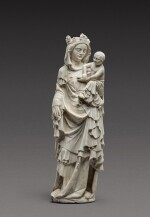 French, Ile de France or Lorraine, second half 14th century | Virgin and Child