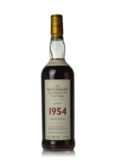 The Macallan Fine & Rare 47 Year Old 50.2 abv 1954 (1 BT75cl)