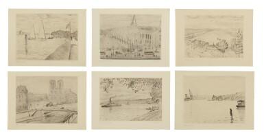 View 1. Thumbnail of Lot 109. Bords de la Seine.