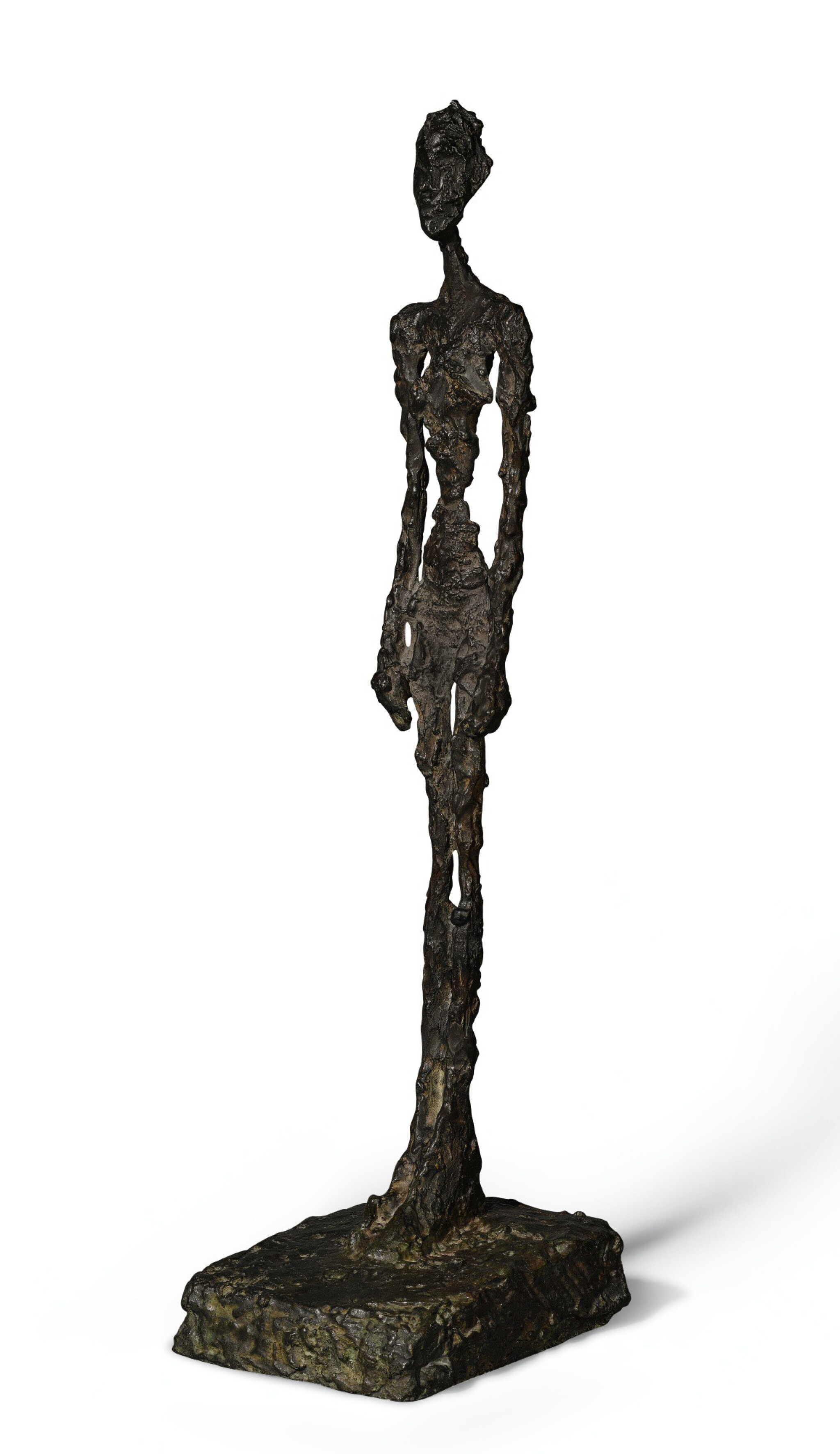 View 1 of Lot 16. ALBERTO GIACOMETTI | FEMME DEBOUT.