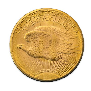 View 2. Thumbnail of Lot 1. The 1933 Double Eagle.
