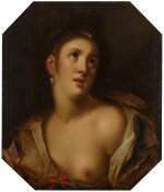 GORTZIUS GELDORP | Venus, or a young woman en deshabillé