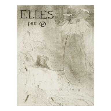 HENRI DE TOULOUSE-LAUTREC   ELLES (D. 179; ADR. 171; W. 155)