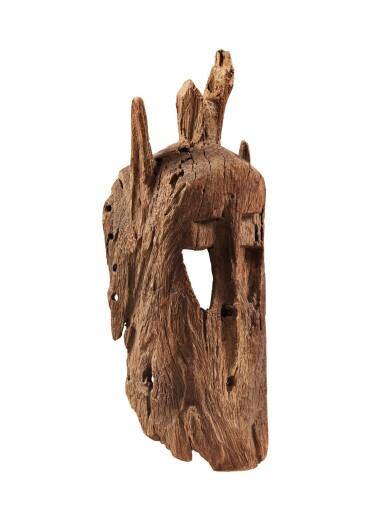 View 2. Thumbnail of Lot 14. Masque walu, Dogon, Mali   Dogon walu mask, Mali.