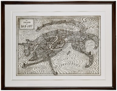 View 3. Thumbnail of Lot 194. Grayson Perry, R.A., b. 1960 | The Island of Bad Art.